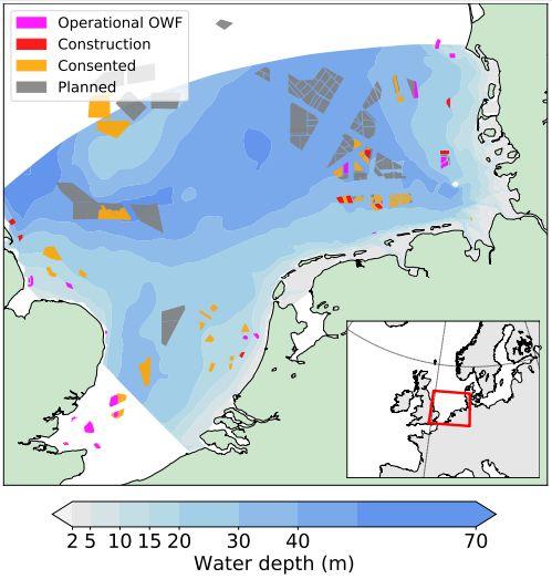 拼了!2017年欧洲北海风电增长强劲 减排就靠你了