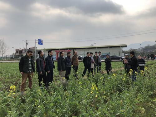 重庆启动2018年农业部主要农作物全程机械化示范项目