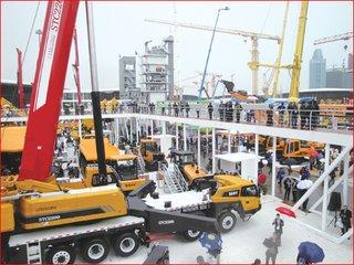 未来5年中国工程机械行业规模预测及分析