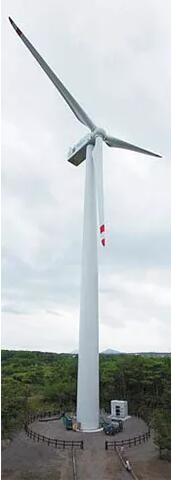 韩国斗山重工向越南出口风力发电机