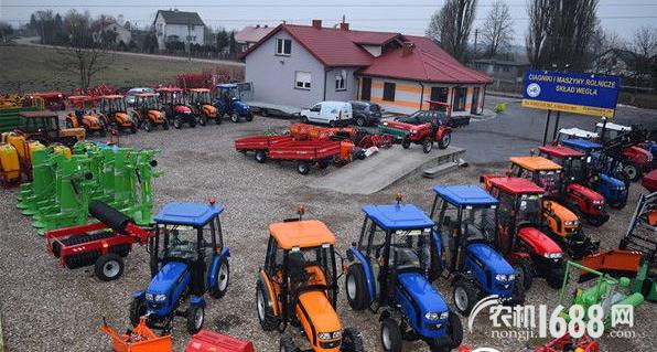 """装备""""欧洲粮仓""""雷沃重工斩获乌克兰600台拖拉机大订单"""