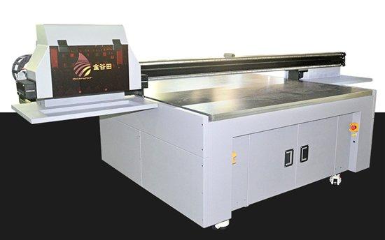 金谷田uv平板打印机让工业智造更具竞争力