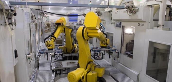 工业机器人技术入门应该学些什么?