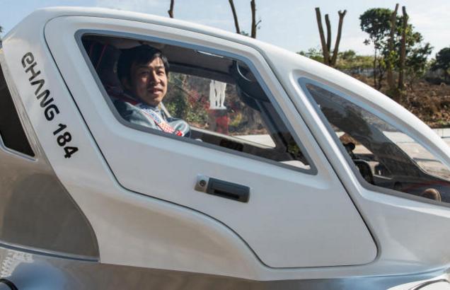 专访亿航胡华智:一季度订单近亿,投入物流无人机蓝海
