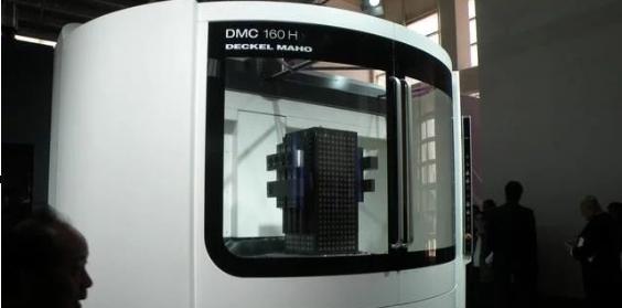 中国高端机床制造技术与德、日的差距还有多远?