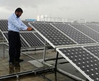 印度太阳能发电发展迅猛 已占据全球第三宝座