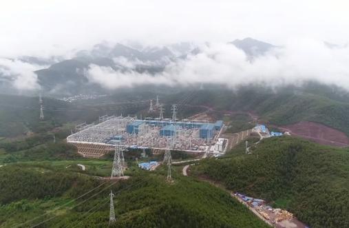 保变电气世界海拔最高特高压直流输电工程换流变投运