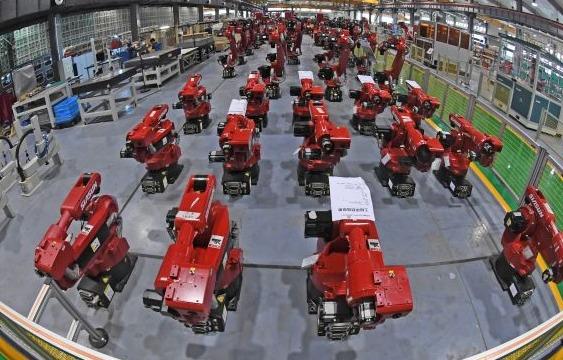 日媒:中国成工业机器人主战场 中日企业对抗厮杀