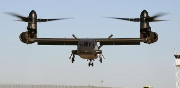未来直升机会是什么样子?速度更快,也能无人驾驶