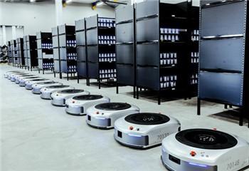 配送机器人正引发物流行业变革