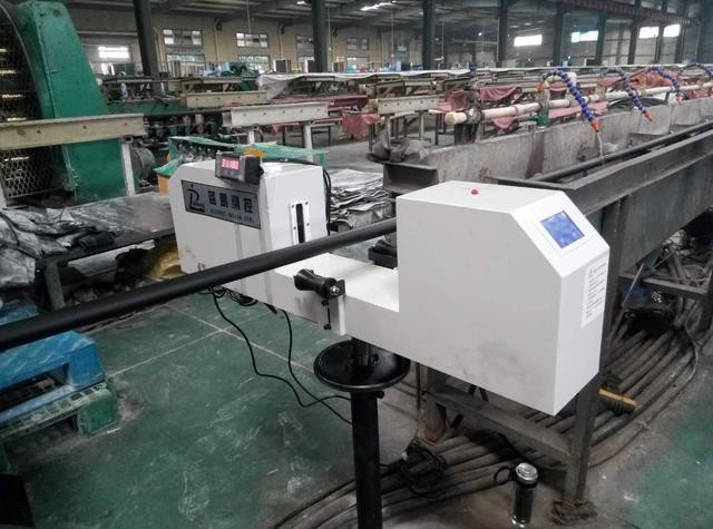 激光测径仪的扫描测量与光电测径仪的平行光测量