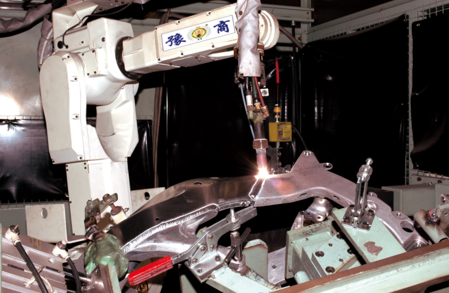 高端智能设备:工业机器人