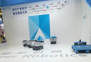 智能工厂正当时 移动机器人先行早