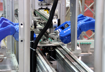 制造业的变革,智能工厂走向落地