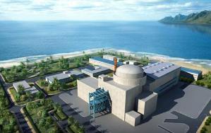 """中国三代核电技术""""华龙一号""""通过欧洲认证"""