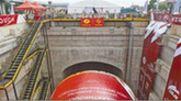 印尼雅萬高鐵1號隧道順利貫通