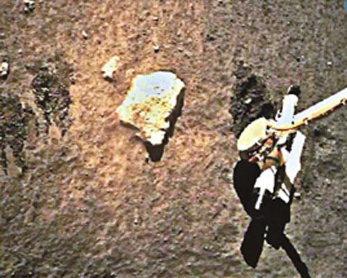 """嫦娥五号:月壤样品已""""打包"""""""