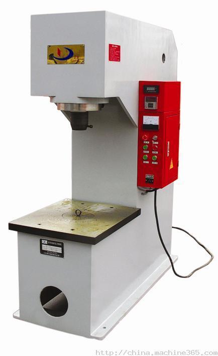 锻压机床-供应供应单臂式液压机-中华机械网图片