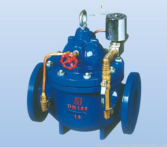 流量控制阀-供应供应各种(全铜)水力控制阀(600x水力图片