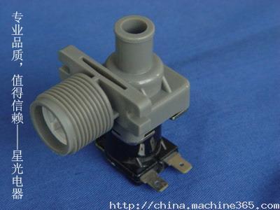 电磁阀-供应洗衣机进水阀-中华机械网