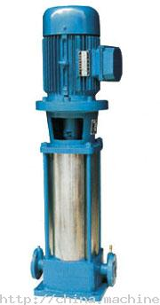 DL型立式多级离心泵,立式多级离心泵价格,立式多级离心泵