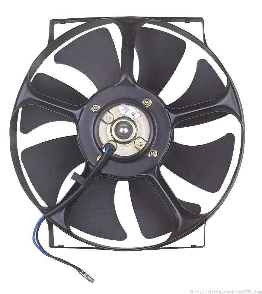 冷却系统-供应汽车空调电子扇(散热扇)-中华机械网