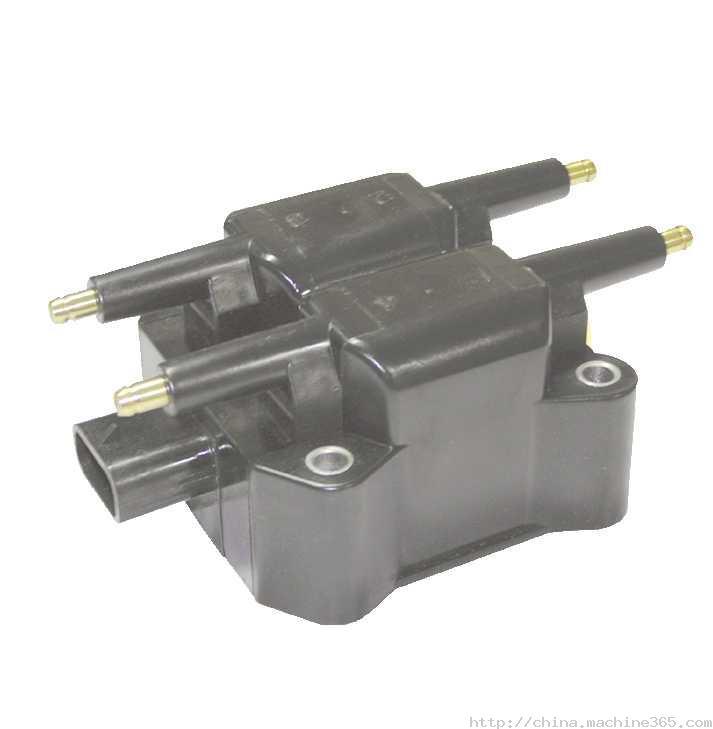 点火线圈4 供应三来总代理汽车高压包分火线 高清图片