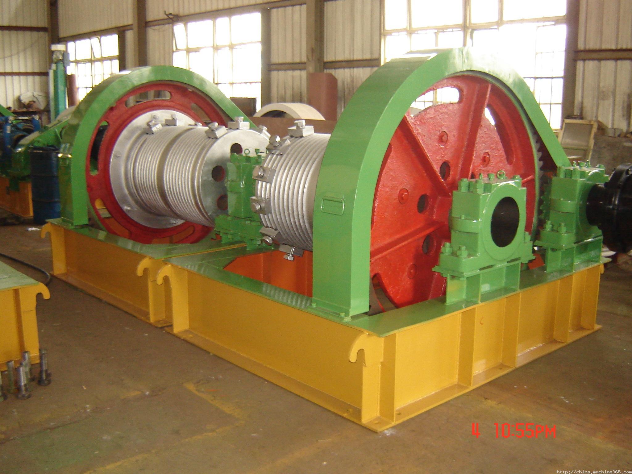 排灌机械 供应 卷扬式启闭机