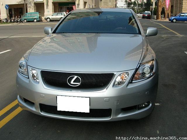 乘用车 供应出售06款凌志gs300高级轿车高清图片