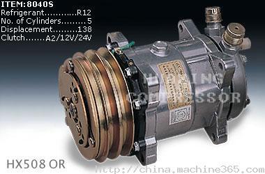 汽车空调-供应汽车空调压缩机-中华机械网