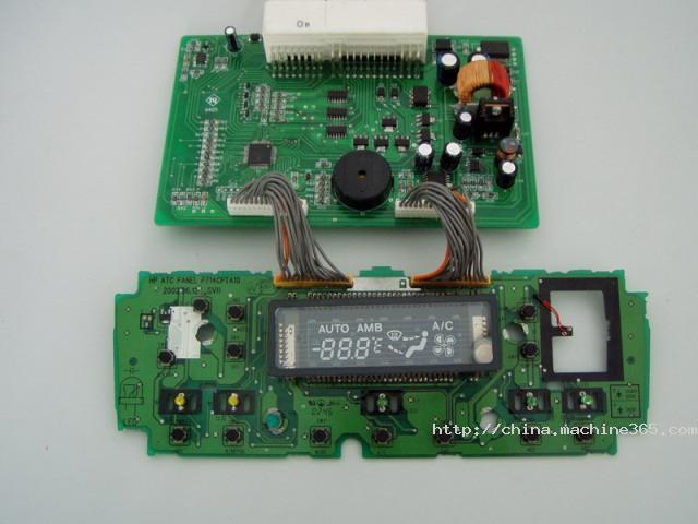 汽车空调-供应汽车自动空调控制器-中华机械网