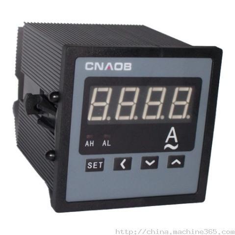 电流测量仪表-供应可编程数显电流表数字显示电流表r