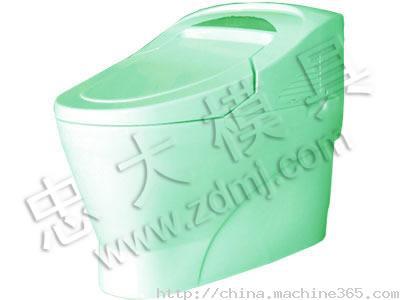 塑料模-供应塑料马桶盖模具-中华机械网