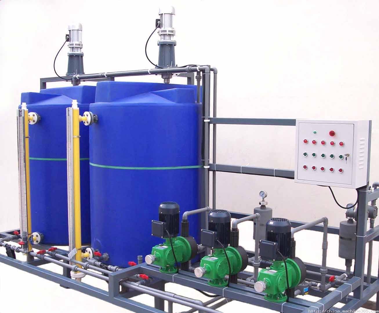 其他污水处理设备-供应全自动加药装置-中华机械网