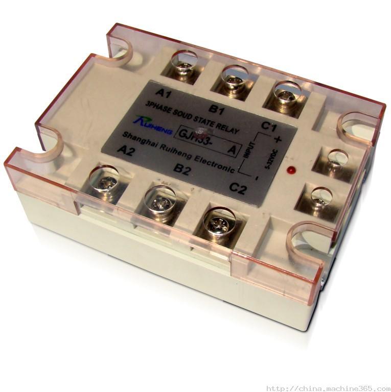 固态继电器; 三相固体继电器;