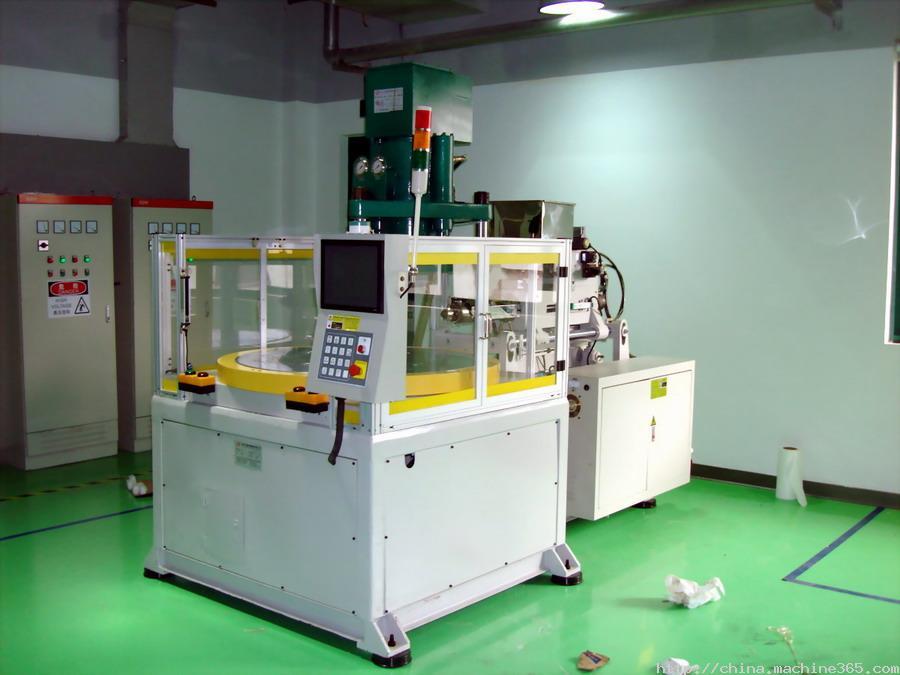 立式注塑机-超高精密型立式注塑机