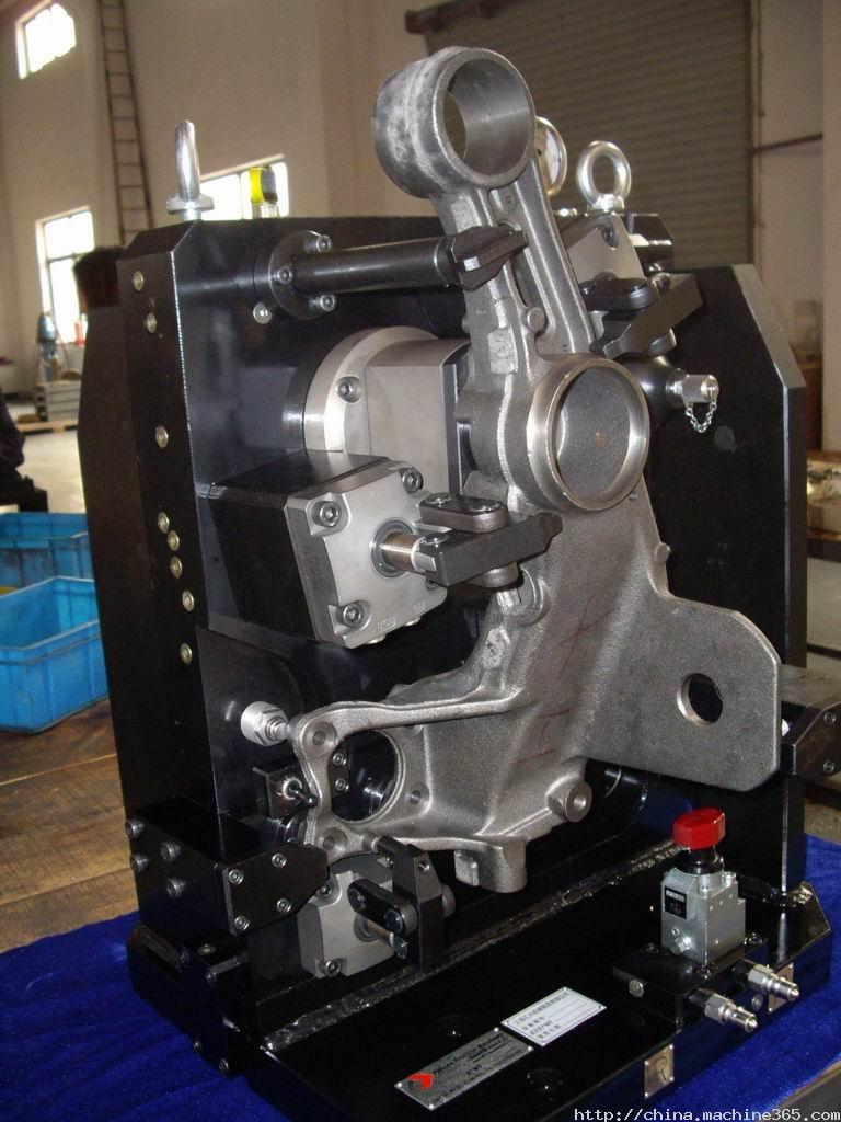 工装夹具-供应供应控制臂工位夹具12-中华机械网