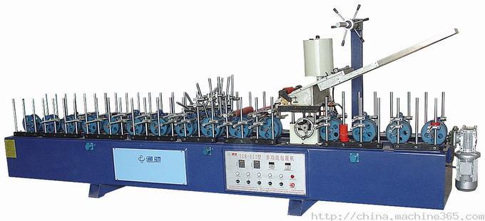 家具制造机械-供应木皮包覆机-中华机械网