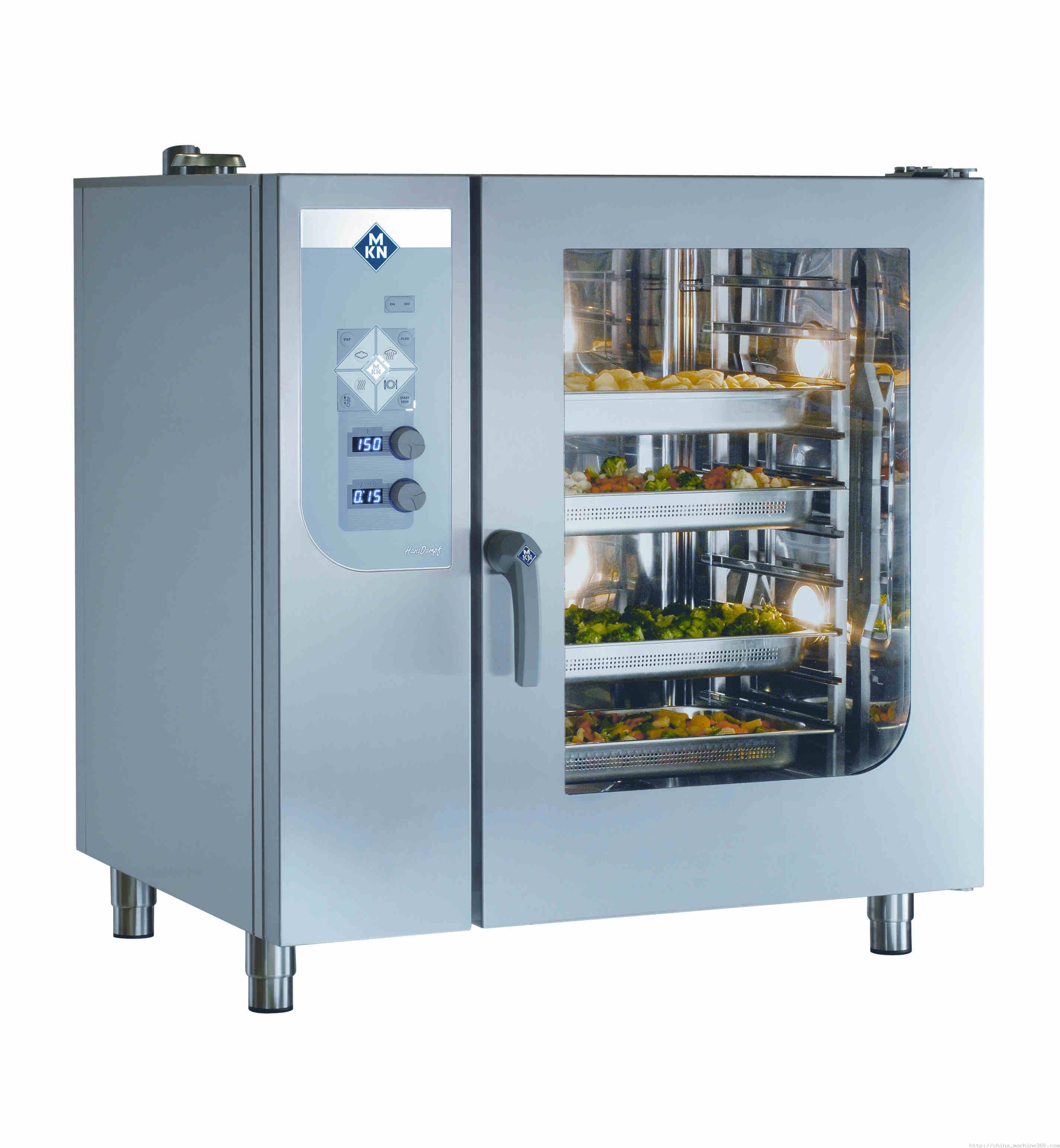 机械设计-供应商用全自动蒸烤箱-中华机械网