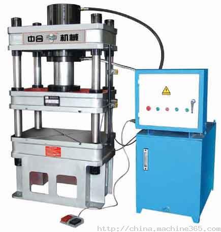 代理油压机,三梁液压机图片