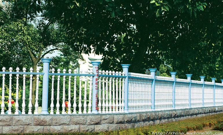 围栏/彩色围栏机械/机械设备/花瓶柱栏杆/围栏机械