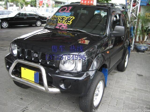 2万转让06年铃木吉姆尼1.3小吉普车