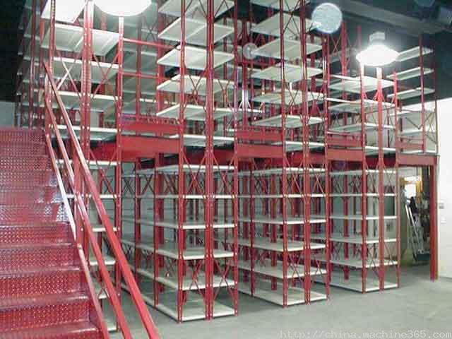 供应仓库货架-中华机械网