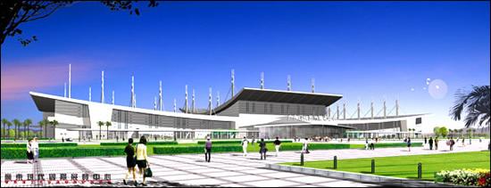 广东现代国际会展中心