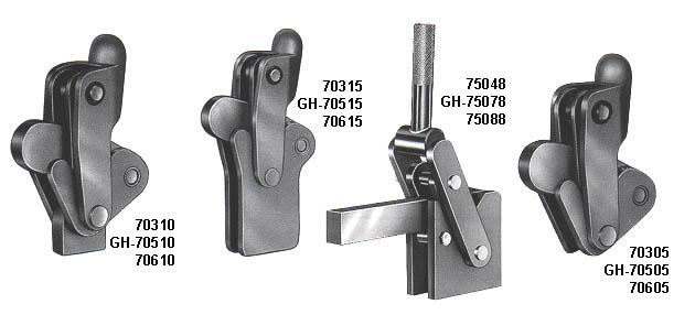 工装夹具-供应焊接组合式快速夹具70305-中华机械网