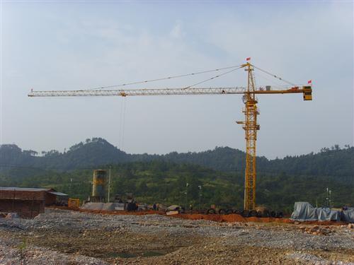 起重机-供应塔吊-中华机械网