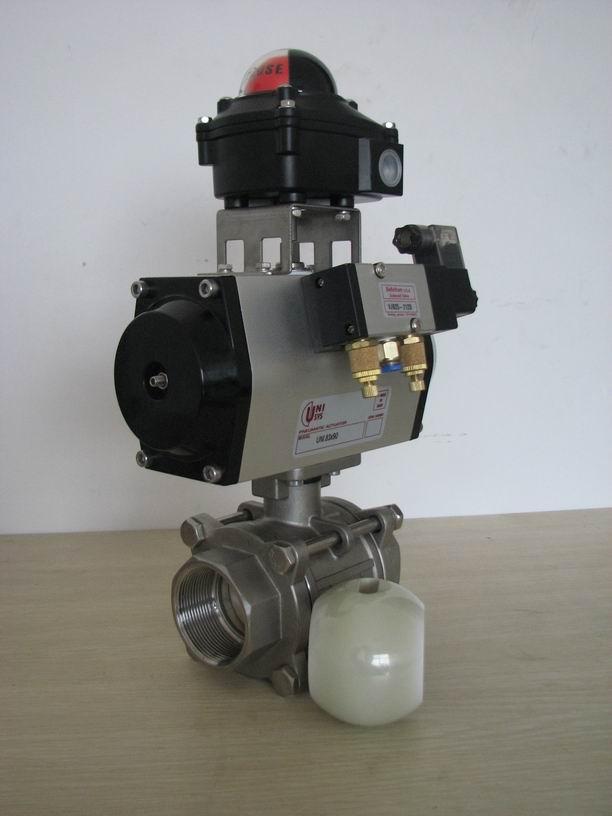 气动阀-供应陶瓷球阀-中华机械网图片