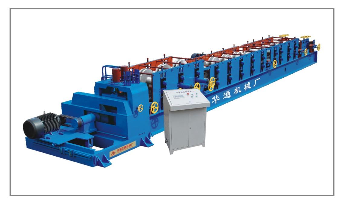 建材生产加工机械 供应压瓦机 c型钢成型机 彩钢成型设备