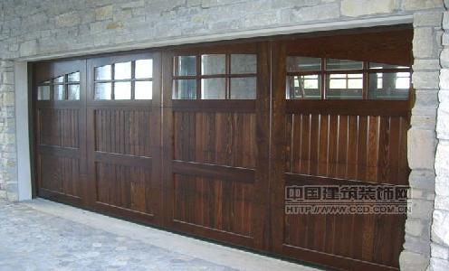 门窗挂钩-供应钢木复合实木车库门(坚久耐用)-中华