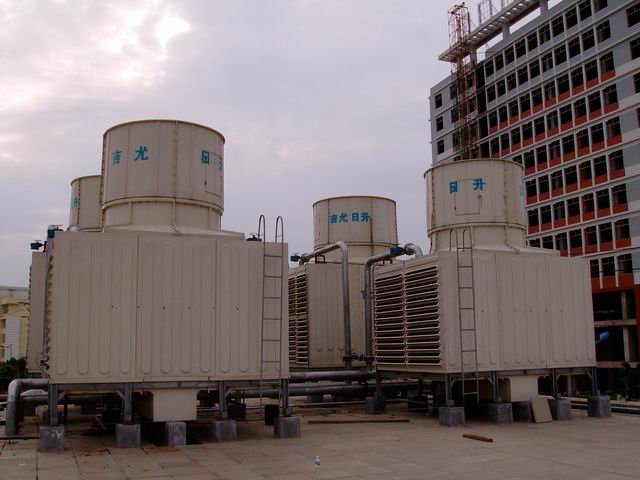 冷却塔-供应降噪冷却塔(消音降噪改造)-中华机械网